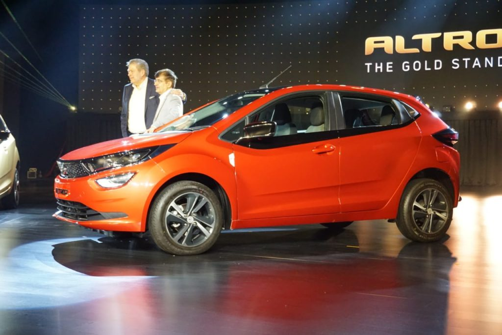 Tata Altroz Launched