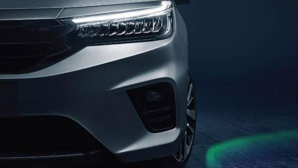 2020 honda city officially teased india