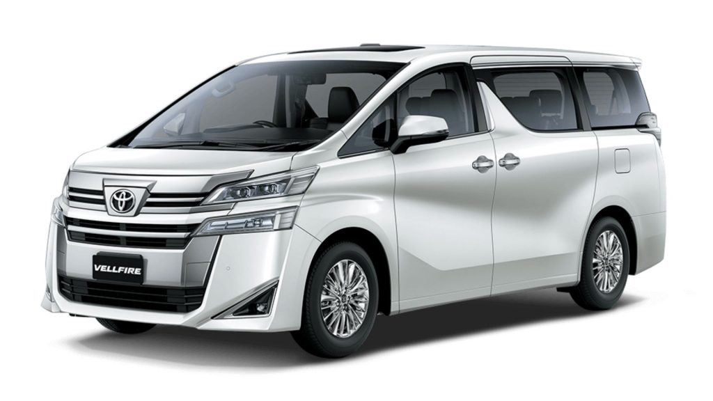 Toyota Vellfire Things To Know