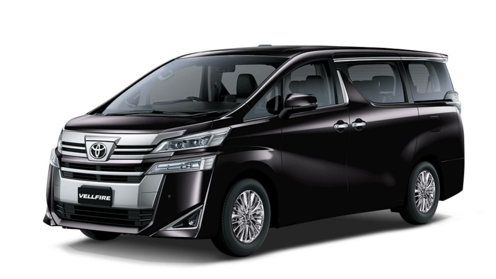 Toyota Vellfire Top 5 Features