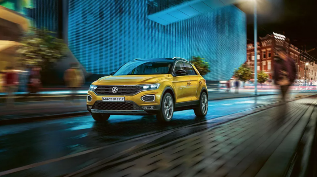 Volkswagen T-Roc Launch India