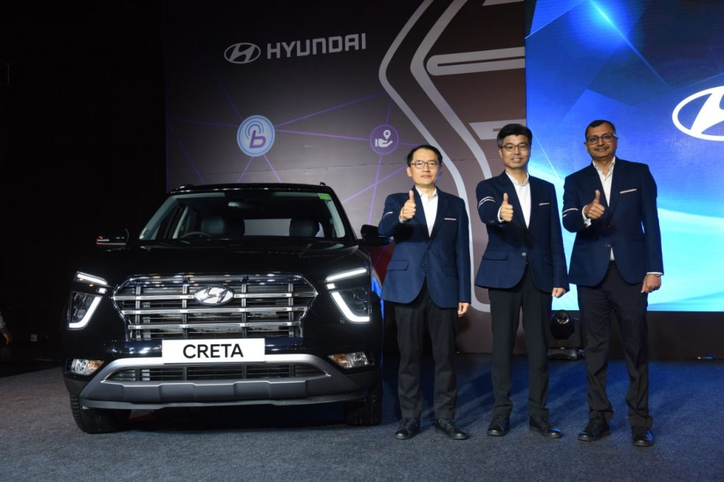 2020 Hyundai Creta Launched in India