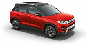Maruti Vitara Brezza vs Competition