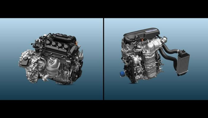 2020 Honda City Engines