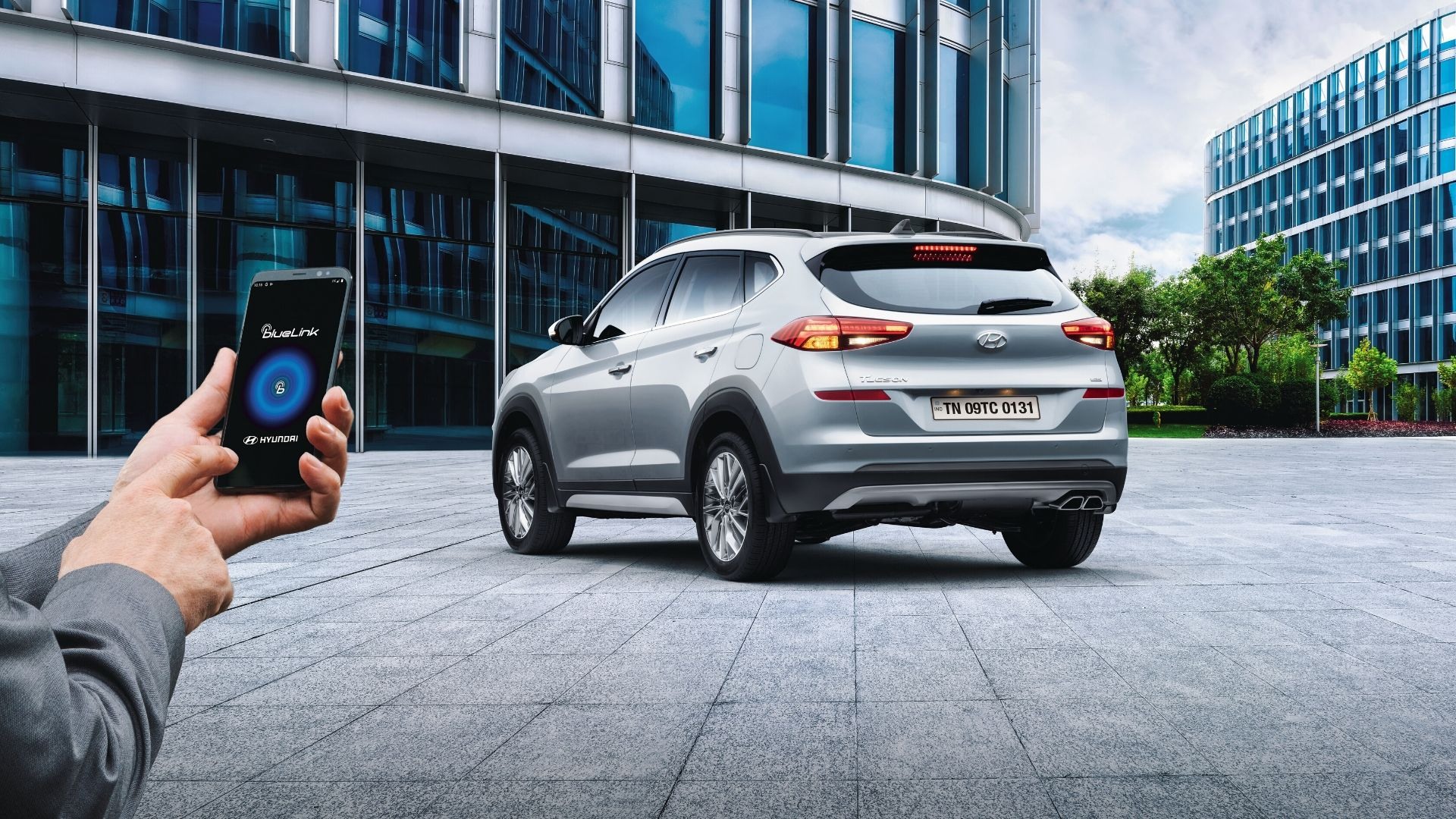 Hyundai Tucson 2020 Connectivity Features