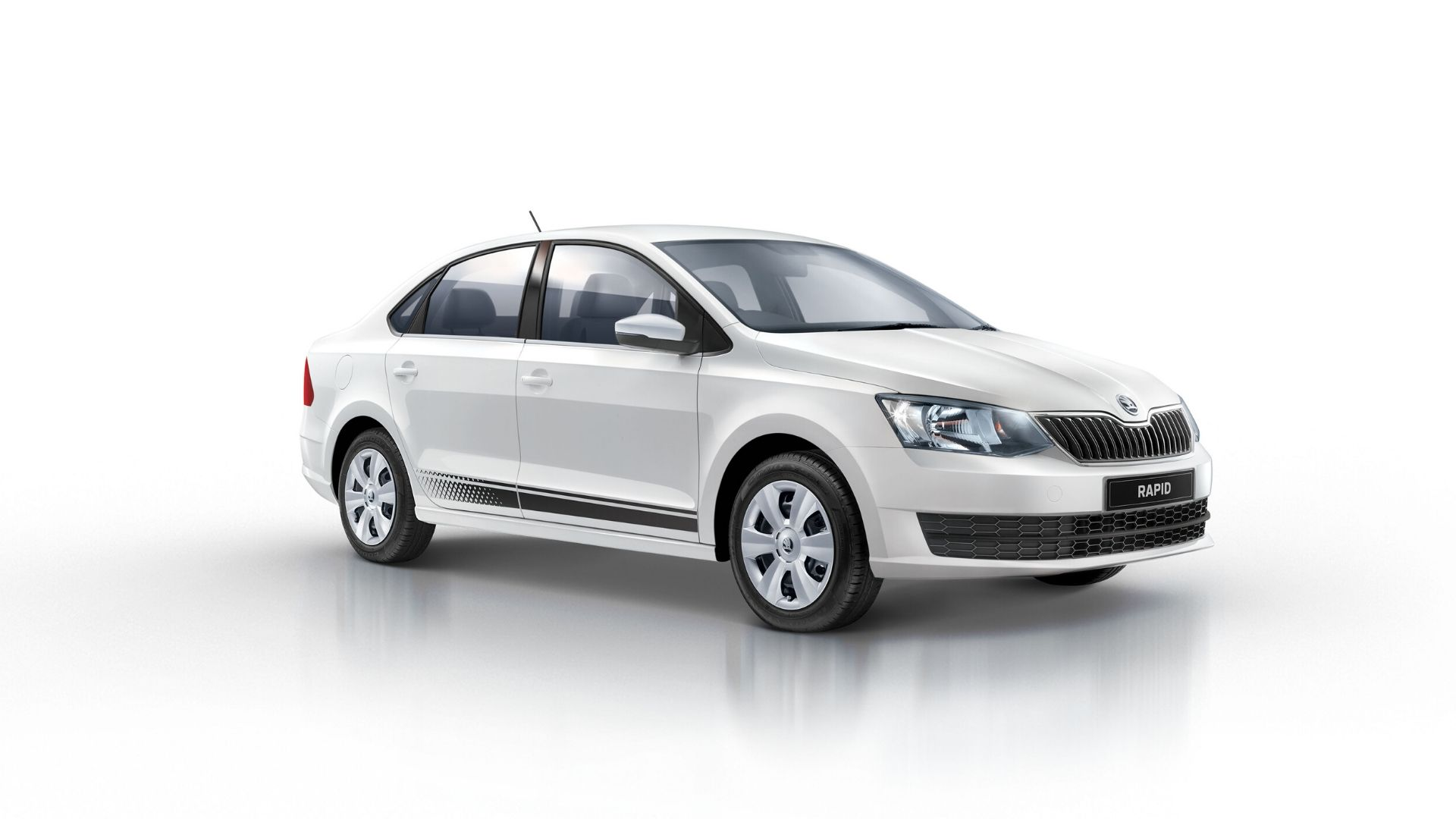Skoda Rapid Rider Plus Launch Car Jasoos