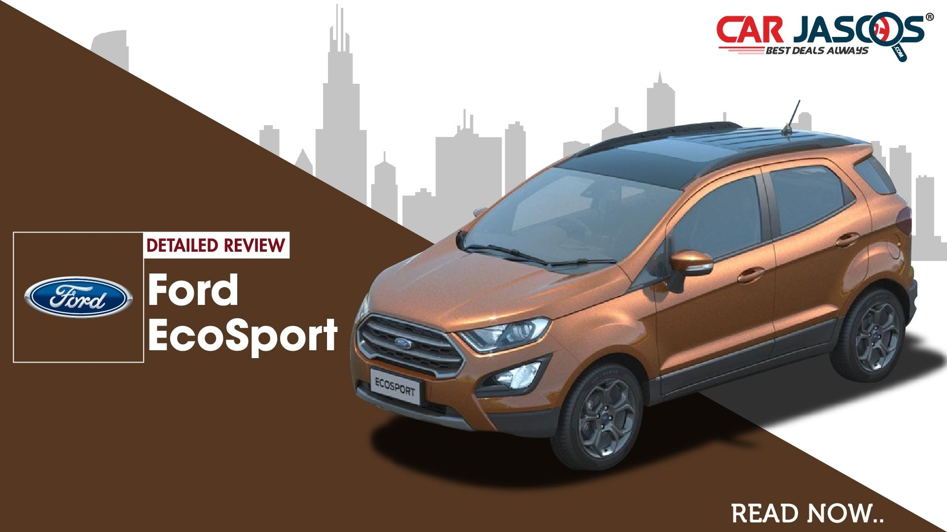 Ford EcoSport Review Prices Online