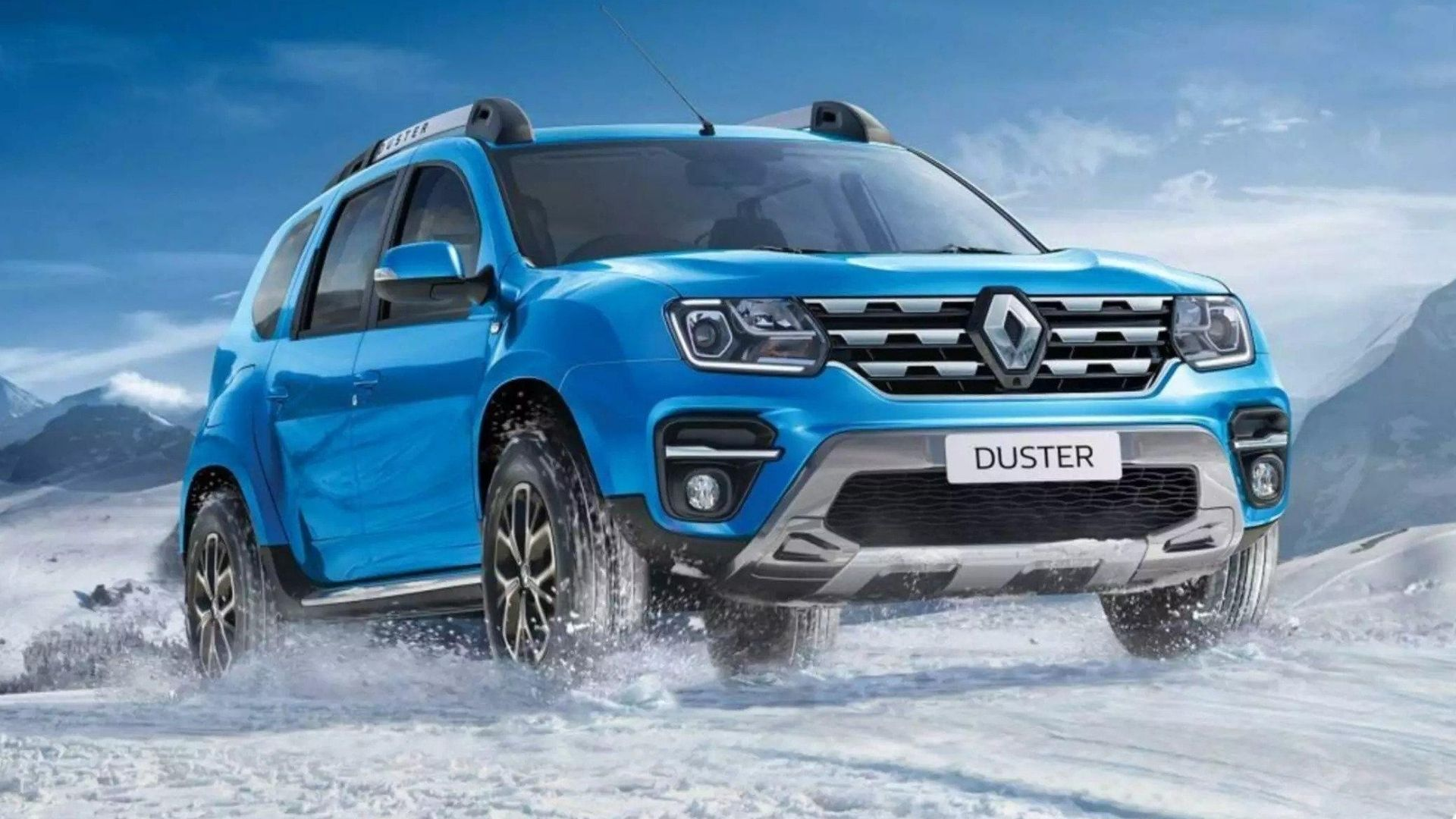 Renault Duster 1.3 Litre Turbo To Launch This Month