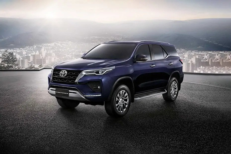 Toyota Fortuner 2021 Launched 6th January