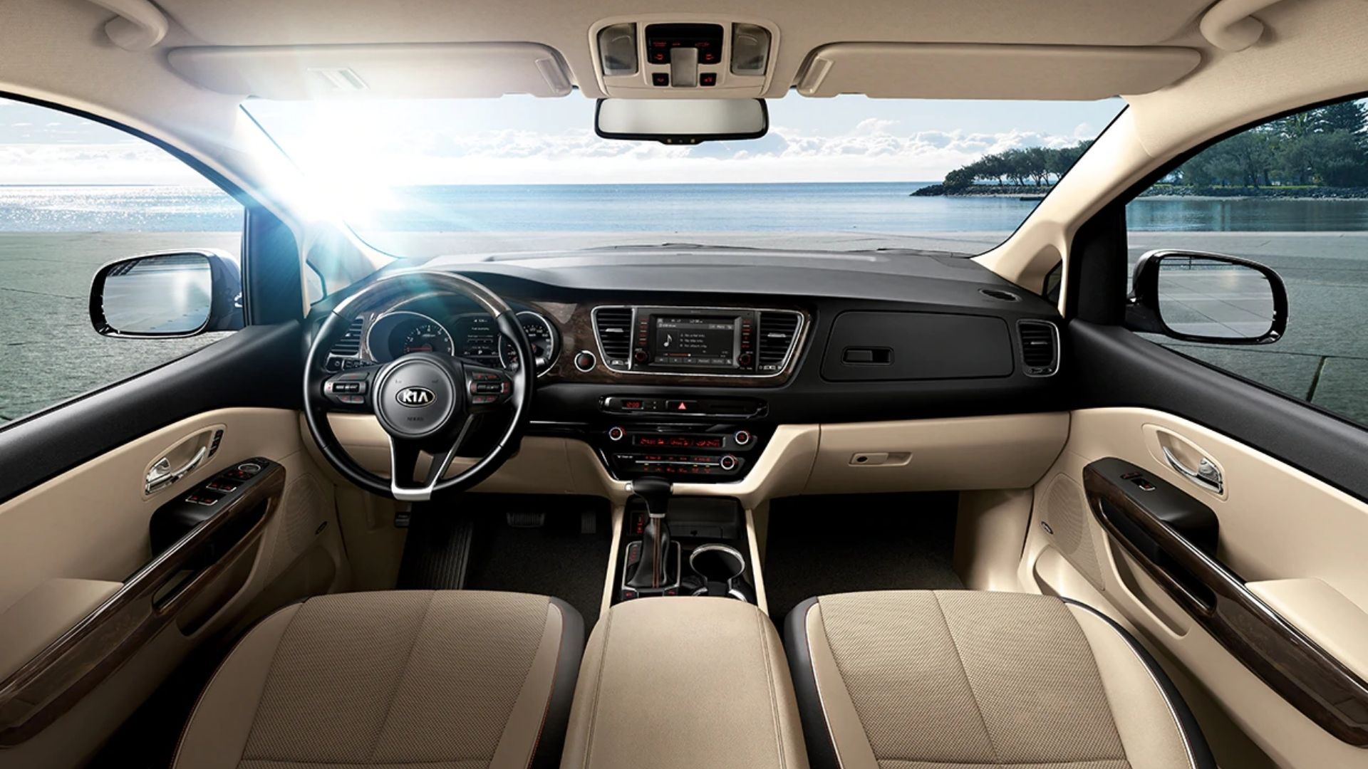 Kia Carnival Features