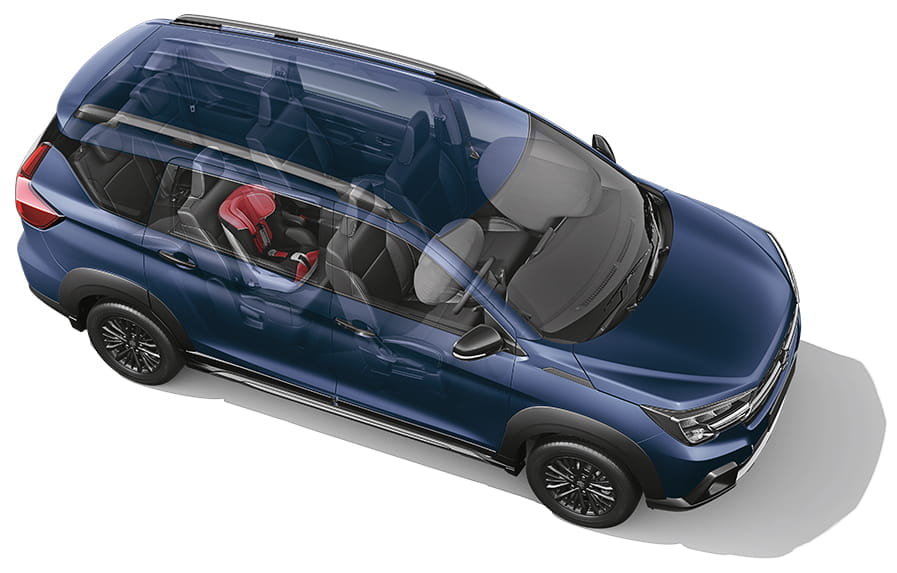 Maruti XL6 Safety Features
