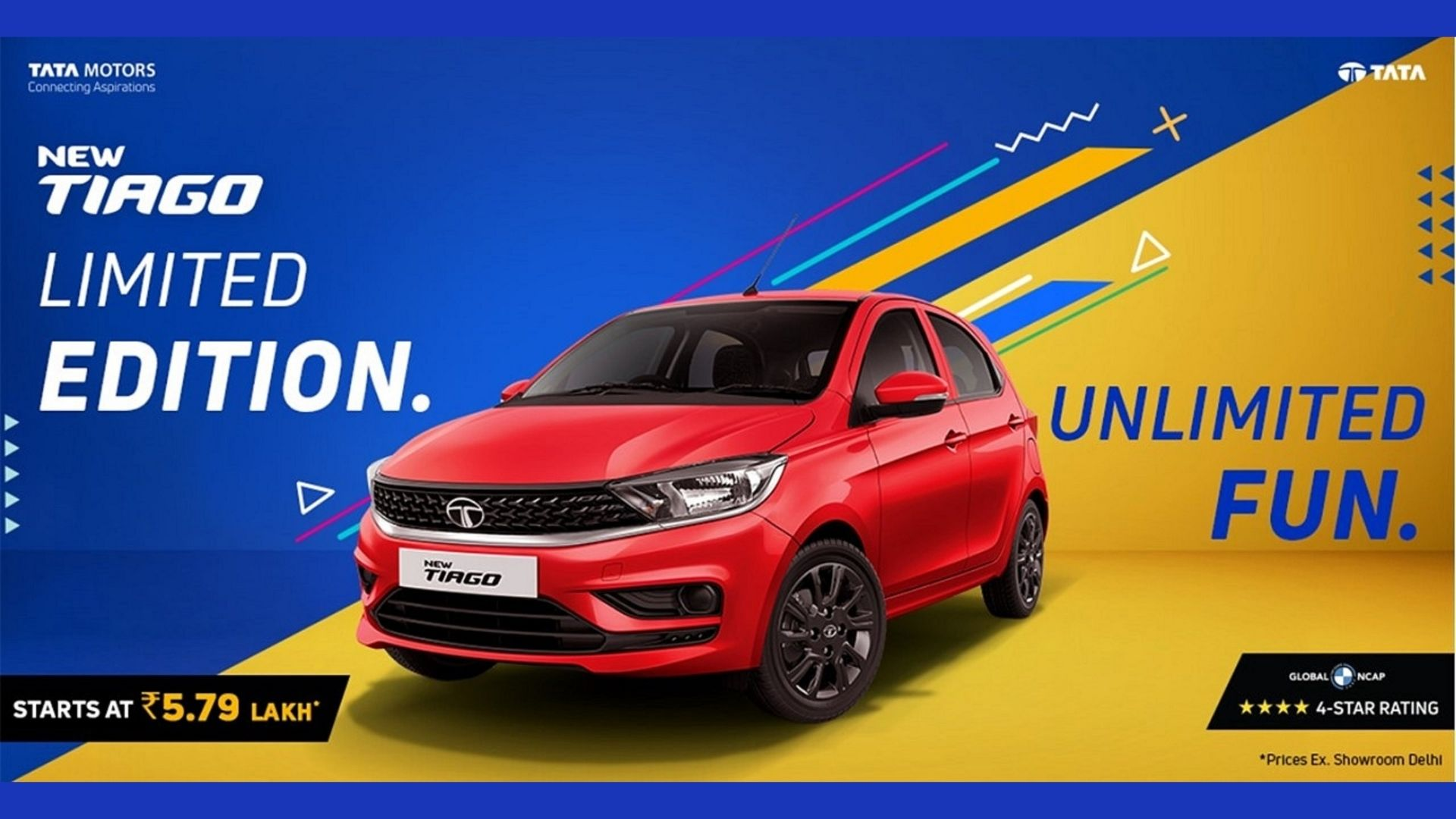 Tata Tiago Limited Edition Launched